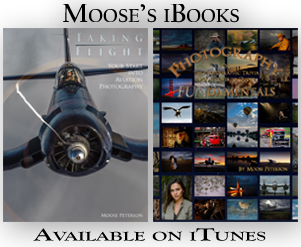 Moose's iBooks