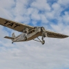Flight with a Tri Motor