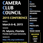 FCCC '15 – Be There!