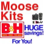 Moose Kits @B&H!