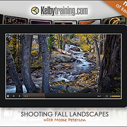 Fall Color - Kelby Training