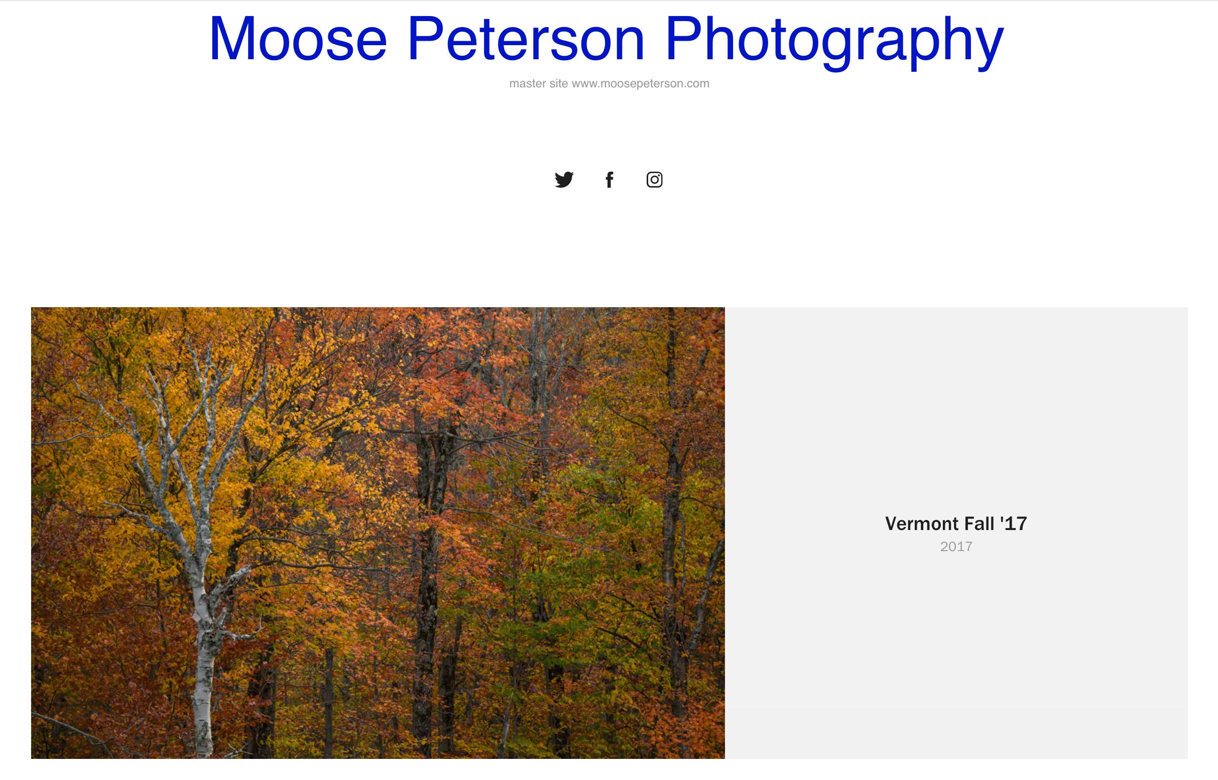 Adobe Portfolio is … !