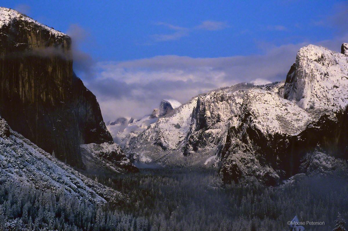 Yosemite Winter Wonderland Workshop