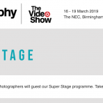 The Photography Show – I Can't Wait!