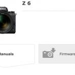 Z6 / Z7 Firmware