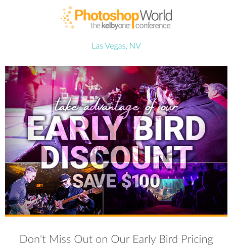 Photoshop Baby!! Save $100
