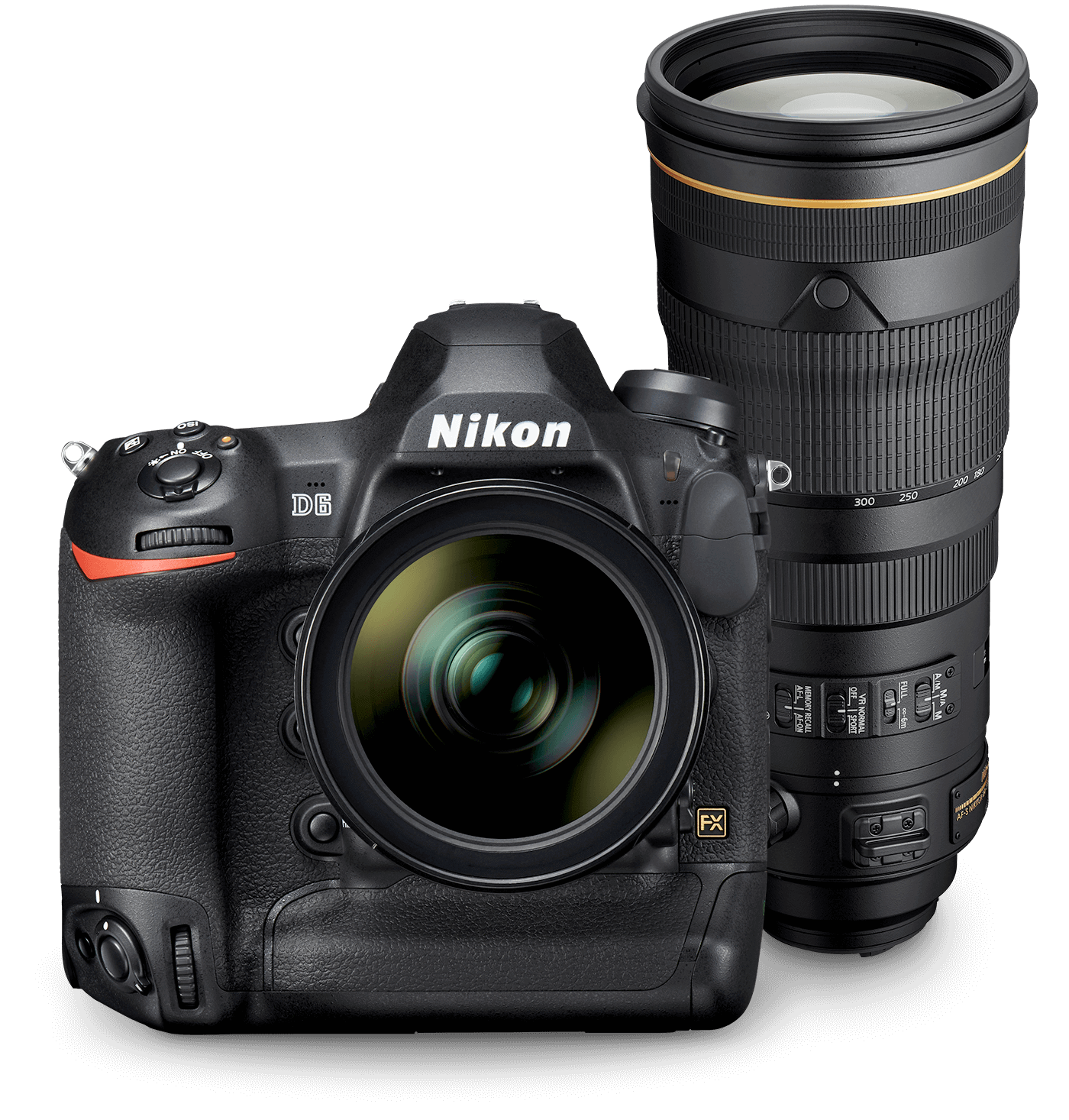 D6 & 120-300f2.8 Development Announced