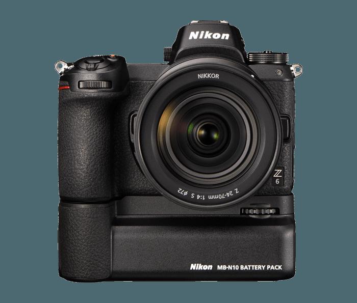 Nikon MB-N10 for Z6/Z7