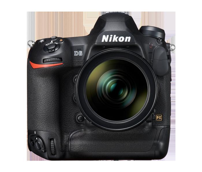 Nikon D6 is Here!