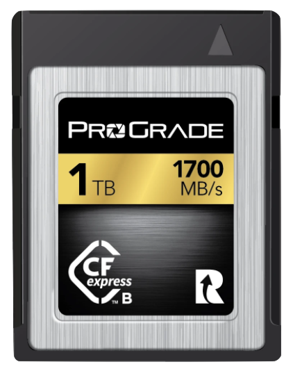 ProGrade Ripping Fast CFExpress is Here!