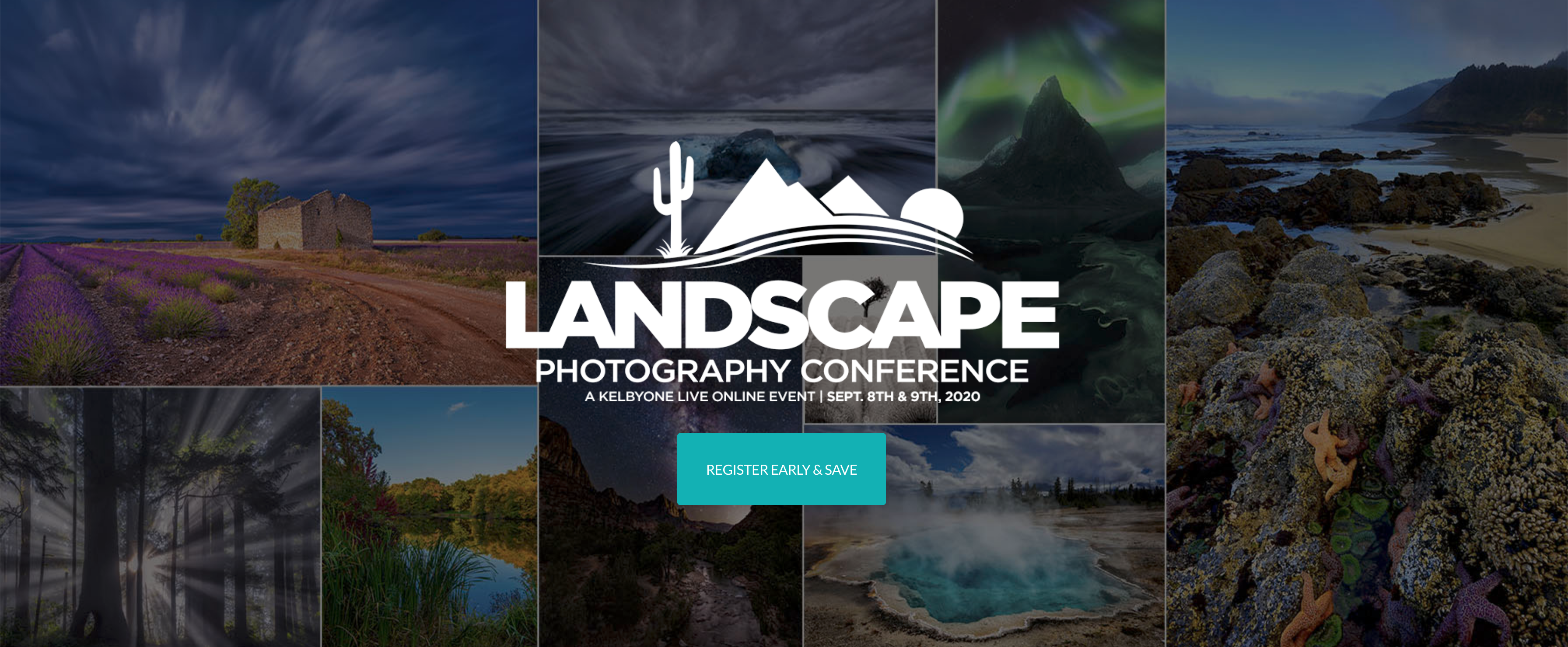 Epic Landscape Photography Conference!