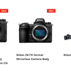 Bedford's Nikon Z6 & Lens Sale