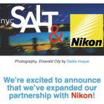 NYC Salt & Nikon