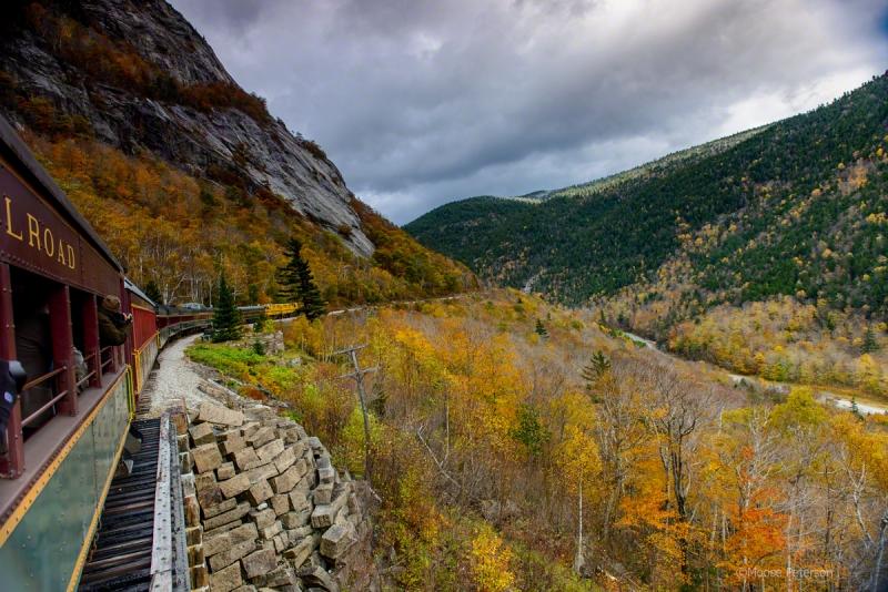 New Hampshire Fall Color '21